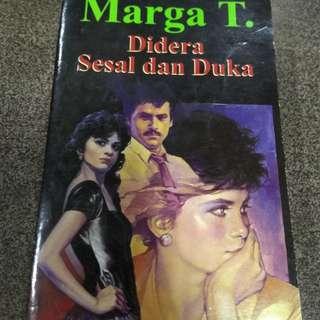 Didera Sesal dan Duka by Marga T