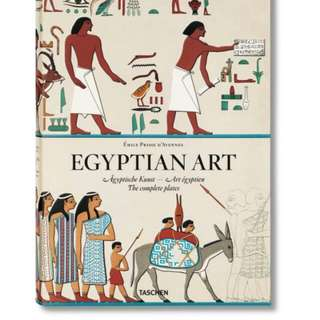 Egyptian Art. The Complete Plates