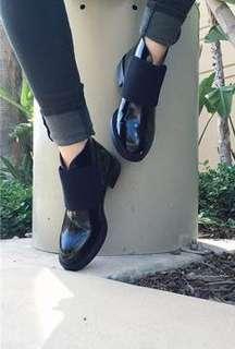 Jeffrey Campbell Alfie ankle boots