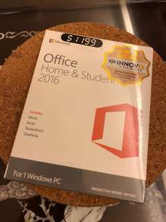 Microsoft Office 2016 Home&Student
