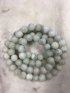12mm glass beads