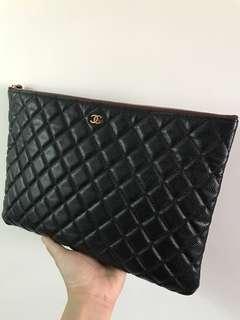 Chanel Clutch L size