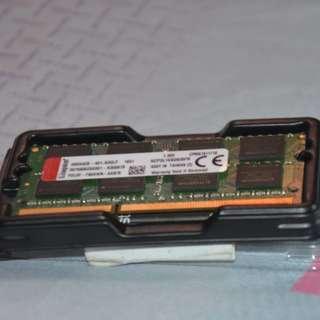 Kingston 8GB DDR3 1600mhz Desktop RAM