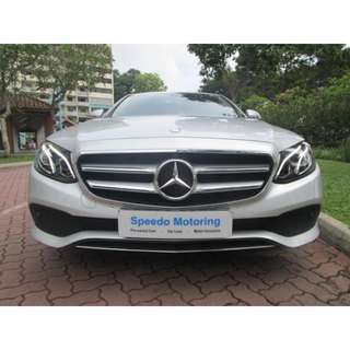 MERCEDES BENZ E200 AVG (R18 LED)