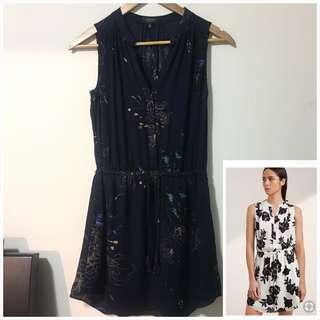 Aritzia Babaton XS Benedict Silk Dress