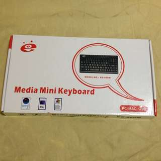 Media Mini Keyboard