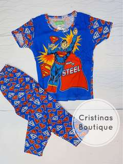 Superman Sleepwear Set