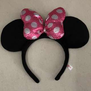 Minnie Mouse Disney Hairband