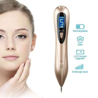 High Quality Electric Point Mole Pen Portable For Freckle Warts Dot Mole Dark Spot Tattoo Removal Pen Beauty Skin Machine Skin Care