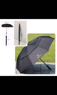 1.35m huge UV umbrella