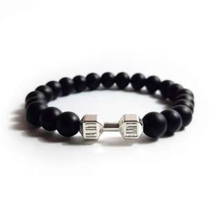 🔥Beaded Bracelet: Beast - Silver | EACU010B