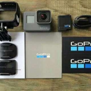 二手 9成新GoPro Hero 6 BLACK 台灣忠欣公司貨