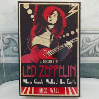 Led Zeppelin - When Giants Walked The Earth