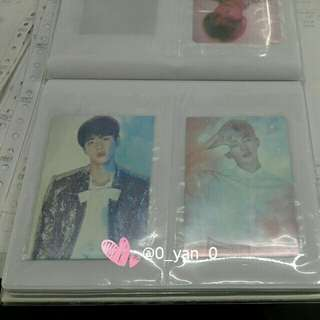 [Want to Trade ONLY] BTS Final Hologram Mini Photocard