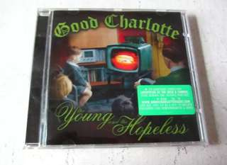 CD: Good Charlotte - The Young and The Hopeless