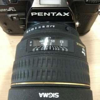 Sigma 14mm f2.8 pentax mount