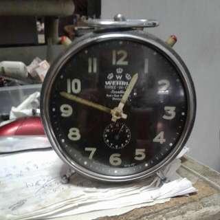 Old Western Germany Clock