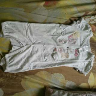 Guess baby onesie