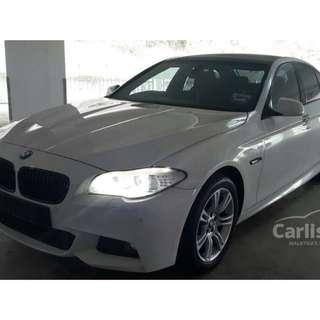 2012 BMW 528i 2.0 M Sport Sedan