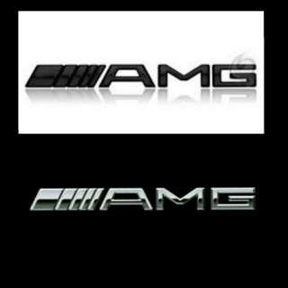 Mercedes-Benz AMG Emblem