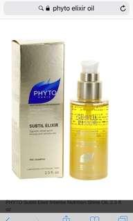 PHYTO Intense Nutrition Oil
