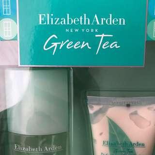 Elizabeth Arden Greentea fragrance with lotion