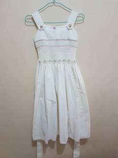 White Church Dress