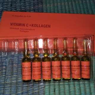 Vitamin C + kolagen