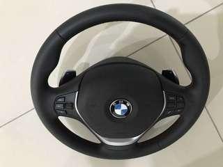 BMW F30 Sports Steering