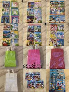 Affordable goodies bag packages, goody bag gift with appshop1