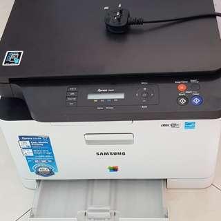 Samsung C480w Printer
