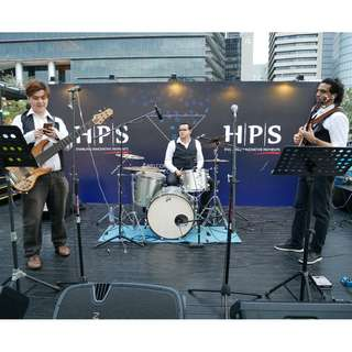 Live Bands for events