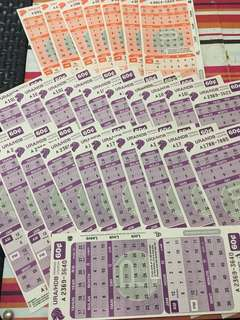 Sales of Parking Coupon (Over-Purchase)