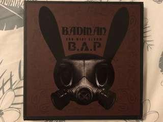 [B.A.P] Badman EP