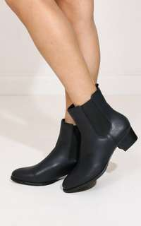 Billion black Richie boots