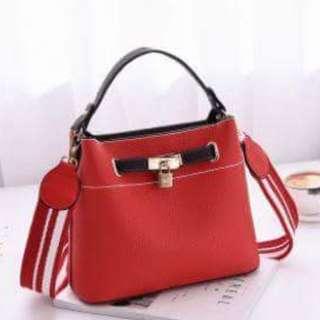 Desiree Charming Lock Two Piece Bag