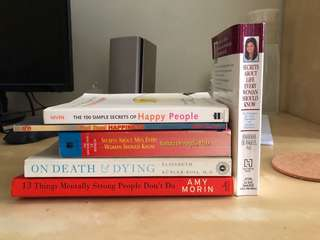 All 6 books for $10 (bundle)