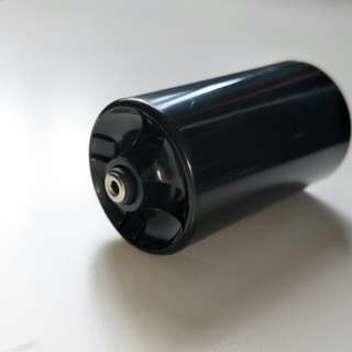 AA to D size battery converter adapter