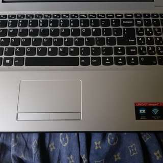 For Sale Lenovo 15'6 laptop