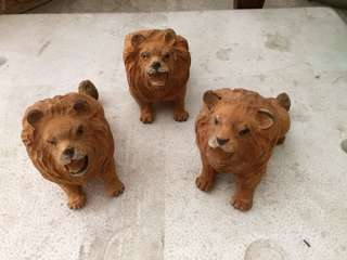 Lions woodcrafts