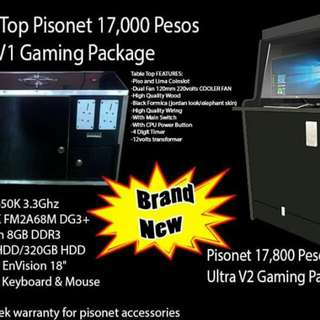 Pisonet Gaming Package