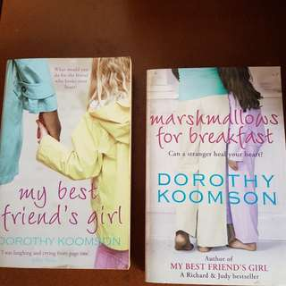 Novel Books - Dorothy Koomson