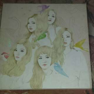 Red Velvet's Ice Cream Cake Album