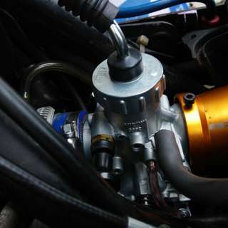 Carburetor RXZ catalyzer ori