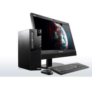 Good Cond Lenovo Core i5 – 4440 Desktop / CPU For Sale!