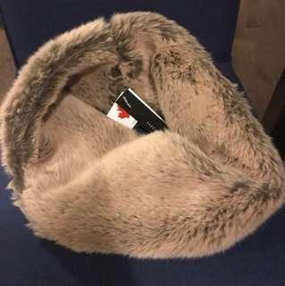 Parkhurst faux fur scarf