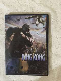 Original Kingkong Dvd