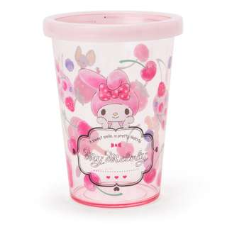 Japan Sanrio My Melody Cup Pen Stand (Fruit)