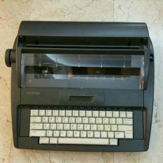 Brother Typewriter Reduced price $42 from$150