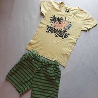 Cotton On Kids Summer Outfit